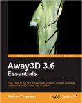 Matthew Casperson - Away3D 3.6 Essentials