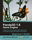 Dave Mathews  - Panda 3D 1.6 Game Engine [PACKT]