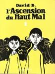 David B. - L'ascension du Haut Mal 1