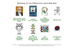 Visit Eric Carle's web site !