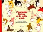 Ana Christina Herreros & Violeta Lópiz - L'incroyable histoire de la petite souris