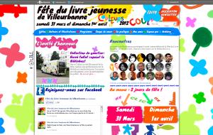 Event :: Fête du Livre de Jeunesse de Villeurbanne