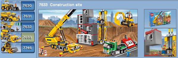 Visit LEGO Construction !